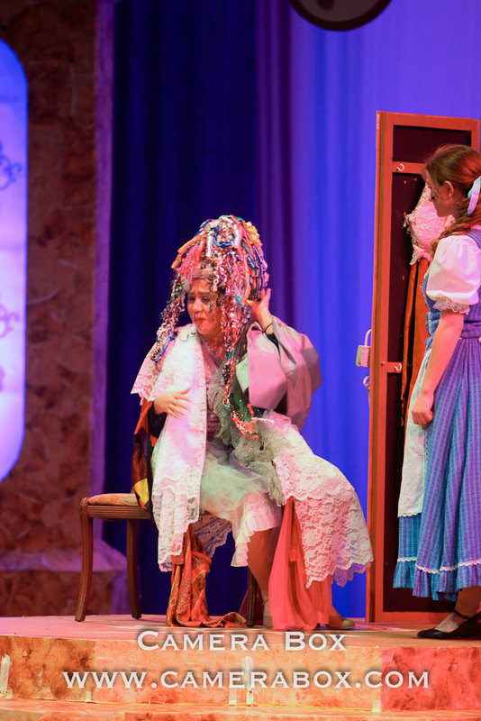 Beauty and the Beast at The Grace M Pollock Performing Arts Center