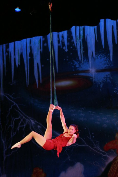 Cirque Le Masque at The Pullo Center