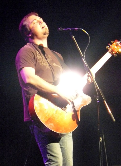 Edwin McCain at The Pullo Center