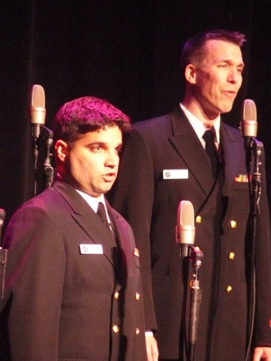 Navy Sea Chanters at The Pullo Center