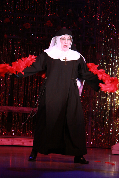 Nunsense at the Dutch Apple Dinner Theater