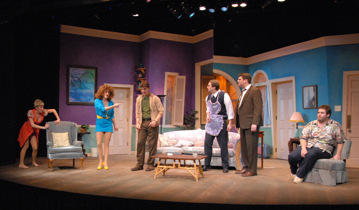 Run For Your Wife at Allenberry Playhouse