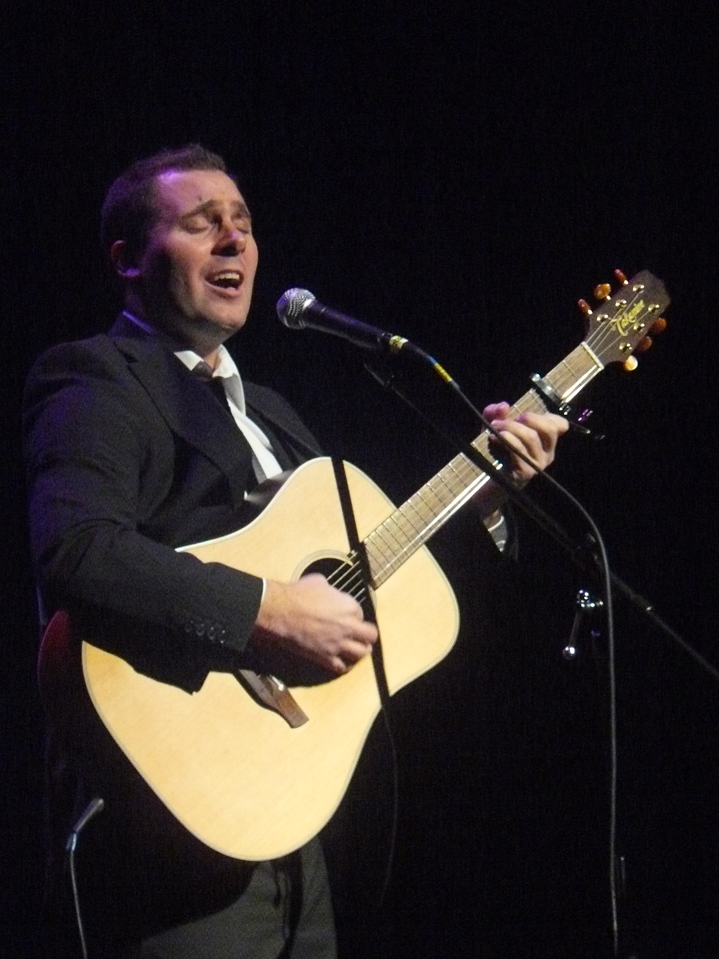 Celtic Tenors Live at The Pullo Center In York, PA