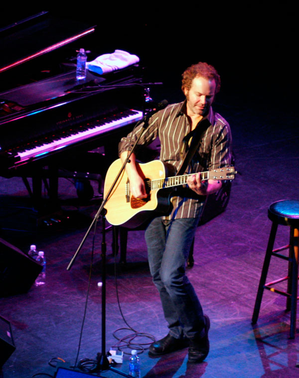Five For Fighting Concert at The Pullo Center