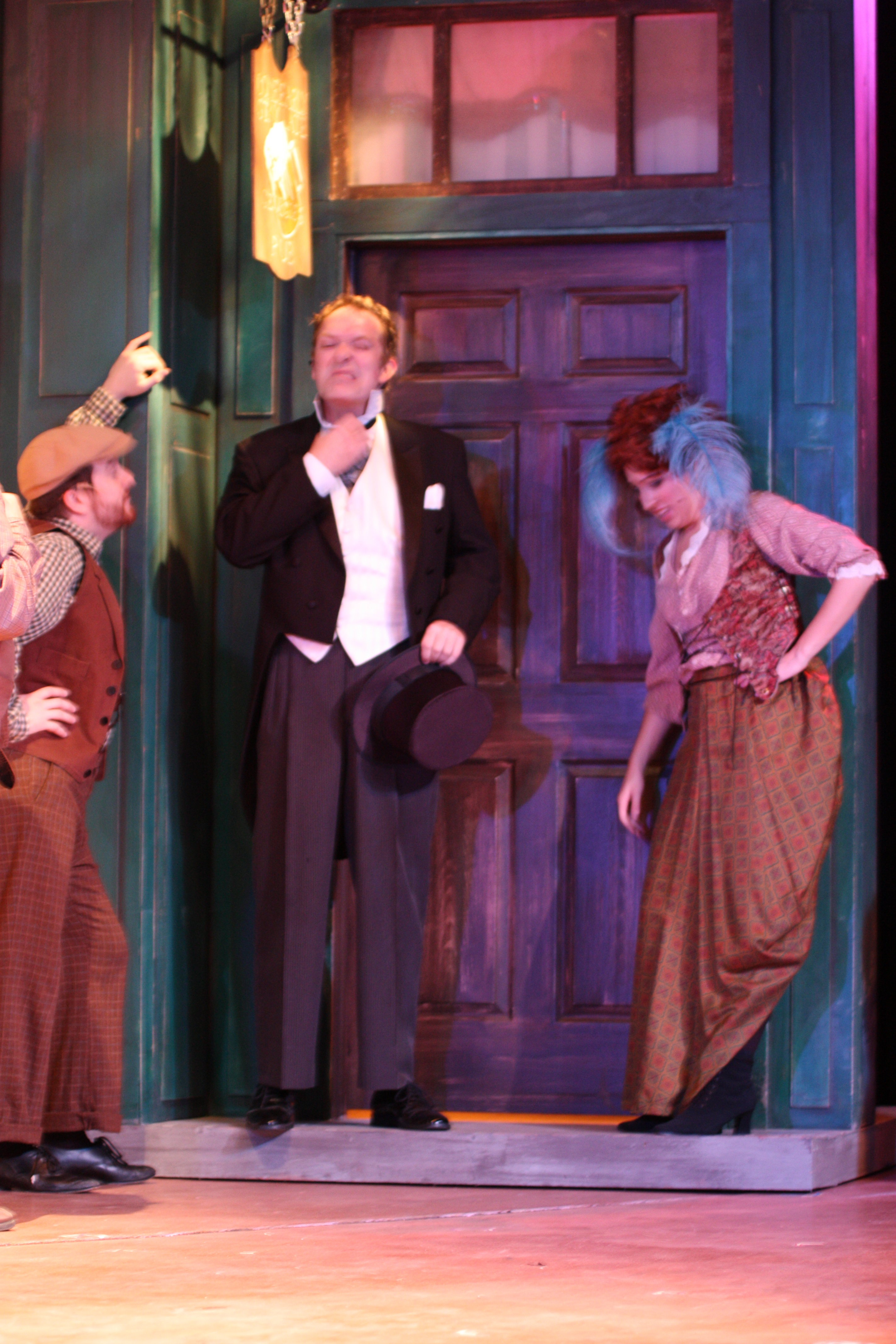 My Fair Lady at Allenberry Playhouse