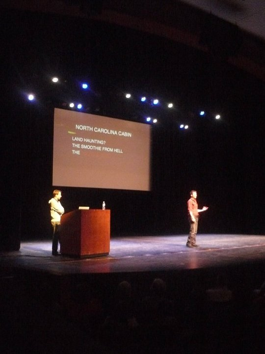 Paranormal State at The Pullo Center