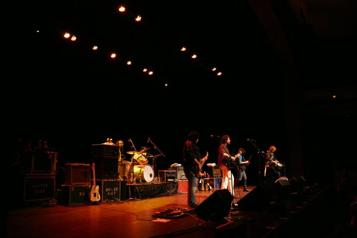 Rusted Root Concert at The Pullo Center